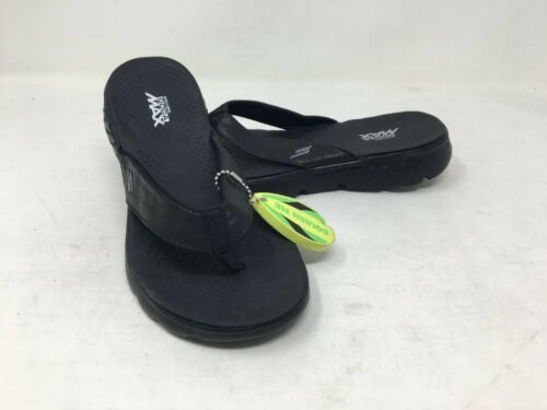 NEW Skechers Youth Unisex ON THE GO 400 VISTA Blk  Sandals #95694L i22A m