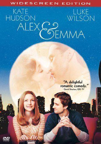 1 of 1 - Alex & Emma (DVD, 2003, Widescreen, Snap-case) * NEW *
