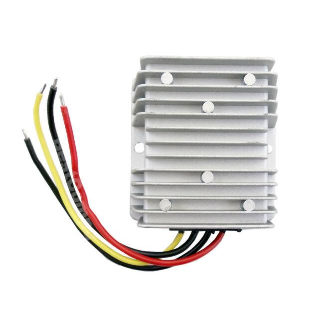 120W Voltage Reducer Converter Regulator DC/DC 48V To 12V 10A For GOLF CART
