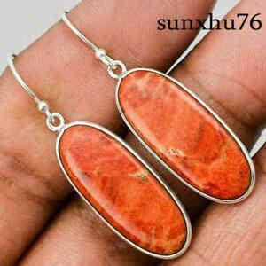 Women-039-s-Bohemia-Style-Earrings-Gemstone-Dangle-Wedding-Jewelry-Gift