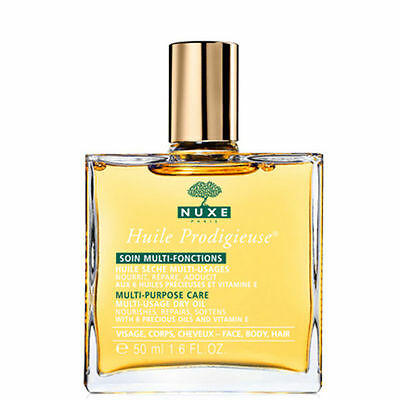 NUXE Huile Prodigieuse  50 ml - Multi use dry oil for body and hair