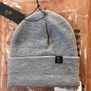 94e4d90204f NEW October s Very Own OVO Owl Beanie Gray Winter Cap Hat Toque ...