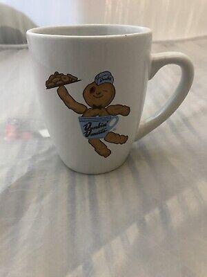 Dunkin Donuts Coffee Mug Vintage Style Dunkie Mascot Logo ...
