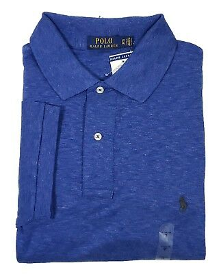 Polo Ralph Lauren Men/'s Classic Fit Mesh Polo BIG /& TALL All Sizes