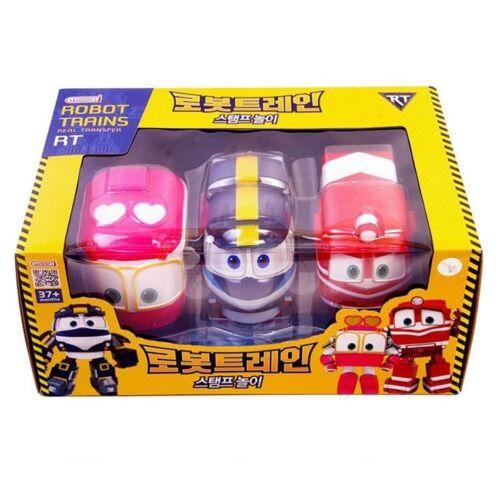 Gina World Robot Trains RT Stamp Play