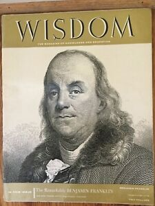 Wisdom Magazine - MARCH 1958 - VOL 2 NO. 11 - The ...