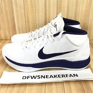 ad20b0399df5 Nike Kobe AD Mid TB PE Men s Size 11.5 Lakers White Purple White ...