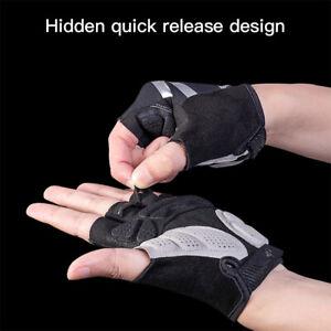 Wheel-up-Bike-Short-Gloves-Breathable-Cycling-Gel-Shockproof-Half-Finger-Gloves