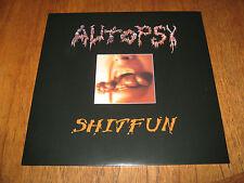 "AUTOPSY ""Shitfun"" LP  abscess death exhumed"