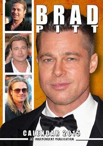 Brad Pitt Calendar 2015 New Original Packaging Dream Ebay