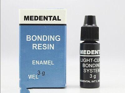 Medental Light Cure Bonding Adhesive Composite Bonding Enamel Tooth