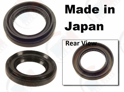 Axle Seal Acura Accord CR-V Element TSX Left and Right for Honda Set of 2