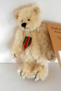 Deb Canham Old Soldier Bear