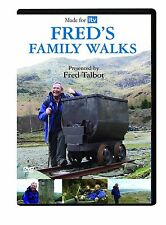 Fred's Family Walks (2008) Jan Ostrowski, Eric Robson NEW AND SEALED UK R2 DVD