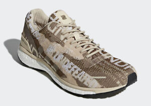 best service d15c8 0c1d2 Image is loading Adidas-x-Undefeated-QS-AdiZero-Adios-3-Camo-