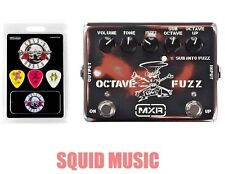 MXR by Dunlop SF01 SLASH Signature Series Octave Fuzz (GUNS & ROSES GN4002 TIN )