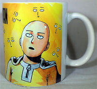 ONE PUNCH MAN - Anime - Coffee Mug - Cup - ONE-PUNCH - Saitama - Manga - Shonen
