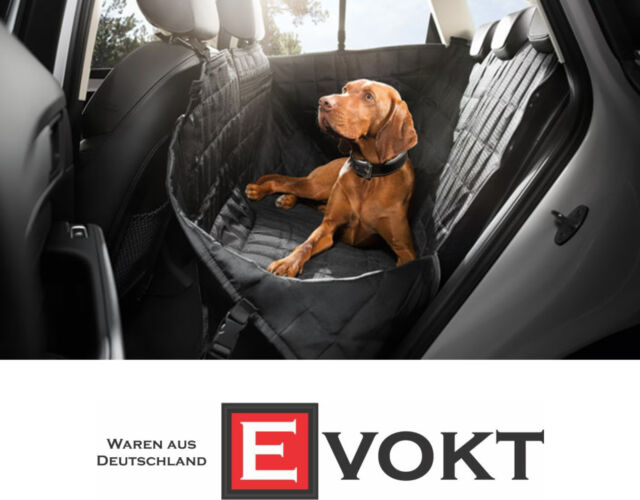 Audi Genuine Dog Protection Cover Back Seat 8X0061680A