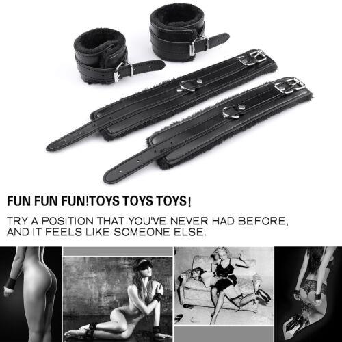 completo intimo Offertissima kit bondage sadomaso e cuscino sadomaso