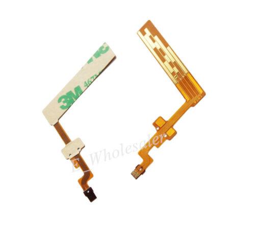 2 PCS Canon EF-S 18-55mm IS Lens Line Focus Aperture Flex Cable Flatband Ribbon
