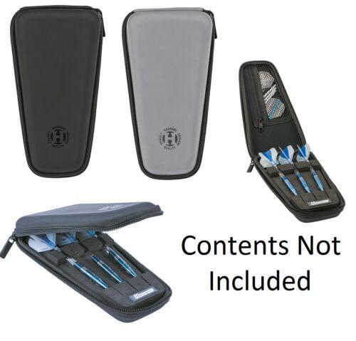 Wallet Available in Black or Grey Harrows Ace Darts Case