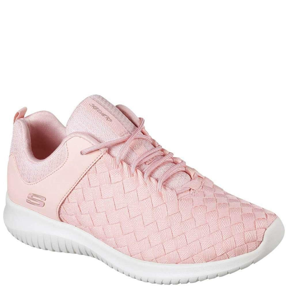 Skechers Women's Ultra Flex Weave Away Sneaker