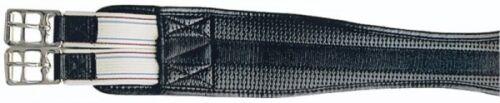 PFIFF 005569 soft Sattelgurt mit Gummizug 135 cm schwarz