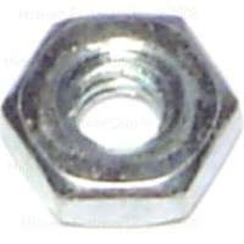 1//2-13 THREADED ZINC HEX CAP BOLT NUTS SALE NEW 4534244 MIDWEST CASE OF 250