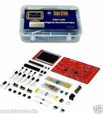 "DSO138 DIY Digital Oscilloscope Kit with 2.4"" Screen + Branded Packing"