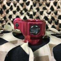Shocktech Bob Long Alias Clamping Feed Neck Feedneck - Red