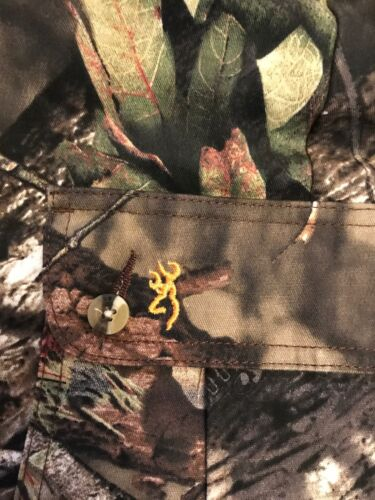 Browning Wasatch Hunting Men/'s Camo Pant XL Extra Large Camoflage Pants  NWT