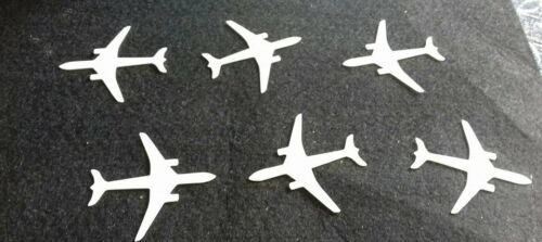 Avion Cut Out Shape Mix Craft Décoration Mylar 350 µ Airplane Avion