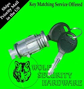 704650 Dodge /& Mitsubishi Ignition Lock Uncoded Strattec Compatible with Chrysler