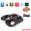 Bluetooth-Noise-Isolating-Stereo-Wireless-Headphone-Headset-Mic-FM-Radio-MP3 thumbnail 2