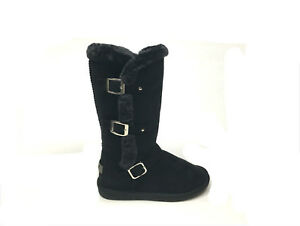 New-Women-039-s-Mid-Calf-Winter-Snow-Fashion-Boots-Size-5-10