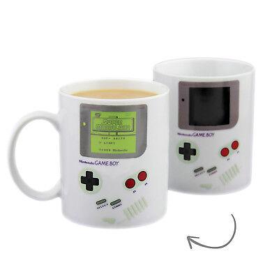 Kaffeebecher Game Boy Classic mit Wärmeeffekt Tasse Nintendo Game Boy Becher