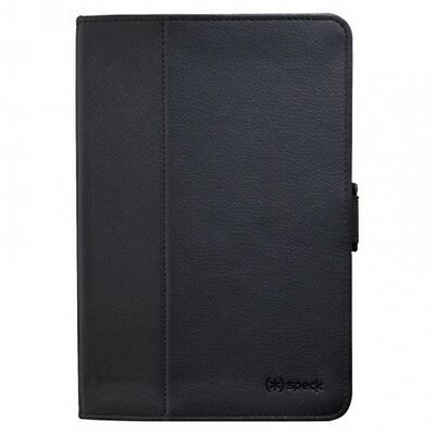 SPECK FitFolio Case Cover for iPad Mini 3,2,1 BLACK Vegan Leather NEW Free SHIP