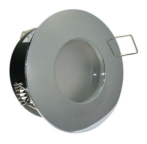 Feuchtraum Strahler AQUARIUS GU10 230V MR16 12V ohne Halogen  Led Leuchtmittel