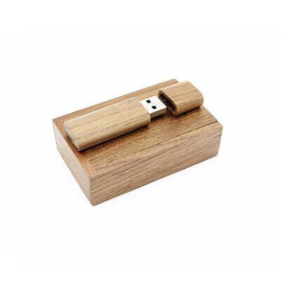 10pcs Lot Wooden Card USB Flash Drive Unique Customized Studio Memory Stick 2.0