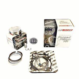 Neuf-Kawasaki-450-96-00mm-Wiseco-Hi-Comp-Haut-Fin-Piston-Kit-2008-2014-KFX450R