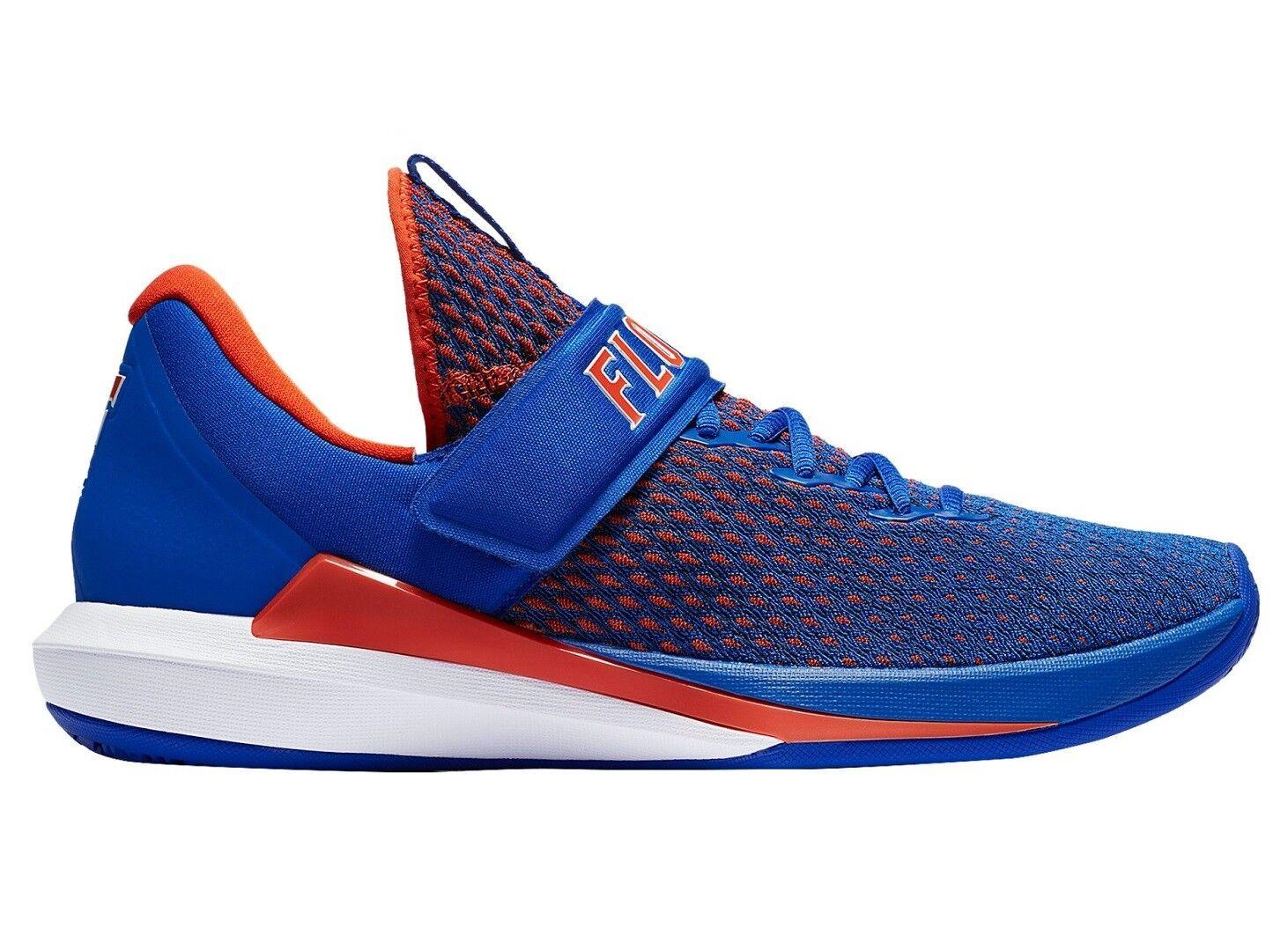 Jordan Trainer 3 Florida Mens  AR1402 -400 Royal arancia Training scarpe Dimensione 10.5  in linea