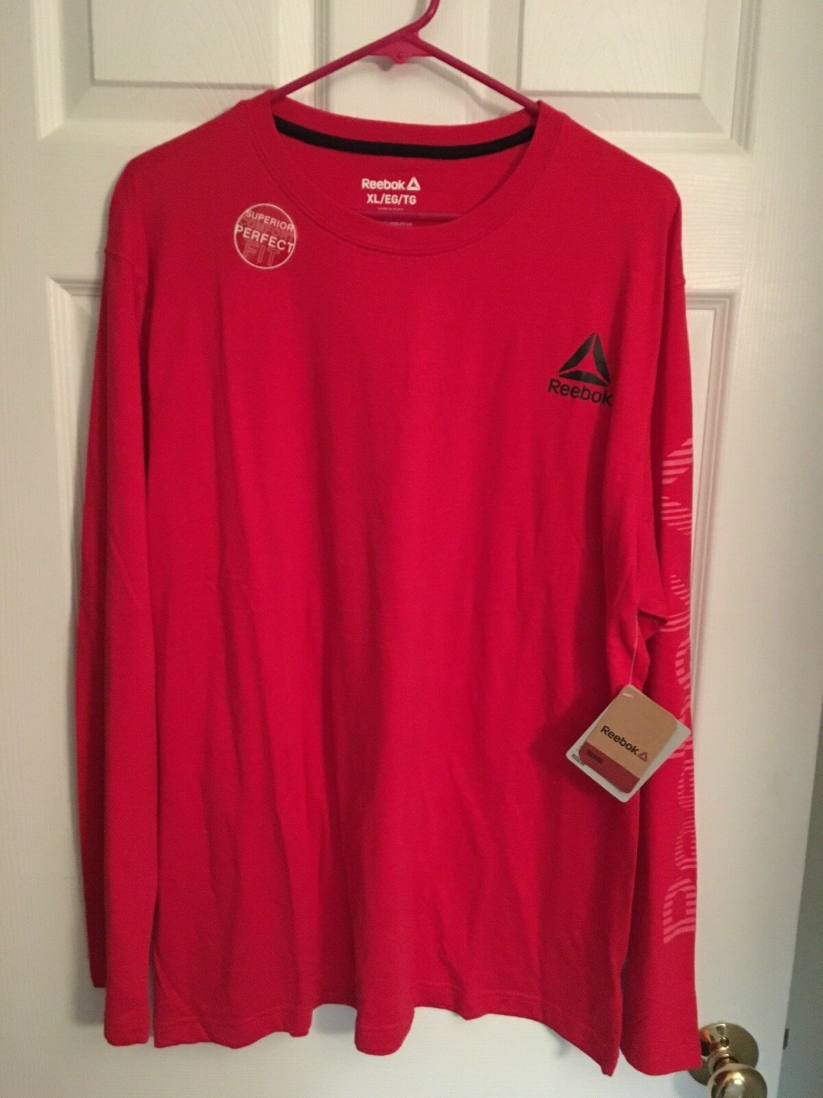 New Reebok Shirt Size  XL
