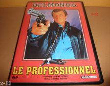 Jean Paul BELMONDO dvd LE PROFESSIONNEL professional ENNIO MORRICONE score