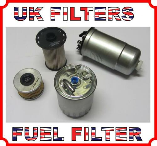 10//05-9//07 Fuel Filter Ford  Focus C-Max 1.6 TDCi 16v 1560cc Diesel  89 BHP