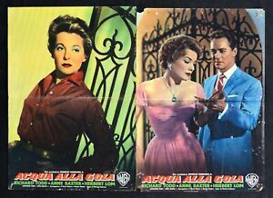 H109 Lot Fotobusta Water The Gola Chase IN Crooked Shadow Todd, Baxter