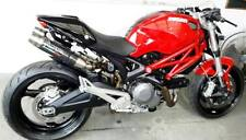 SILENCIEUX GPR DEEPTONE CARBONE DUCATI MONSTER 696 2008/14