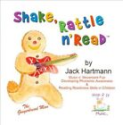 Shake, Rattle N' Read by Jack Hartmann (CD, Hop 2 It Music)