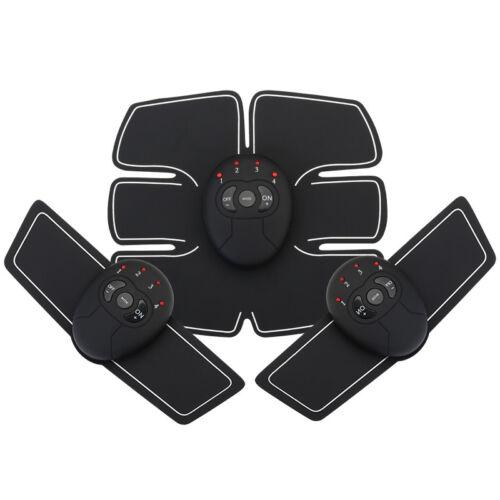 JZIKI® Abdominal Machine Electric Muscle Stimulator Fitness Weightloss