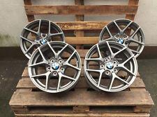 18 Zoll Borbet Y Alu Felgen für BMW 1er e82 e87 F20 F21 e46 3er 2er F22 F23 X4