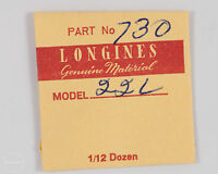 Longines Genuine Material Part 730 Roller Table For 22l